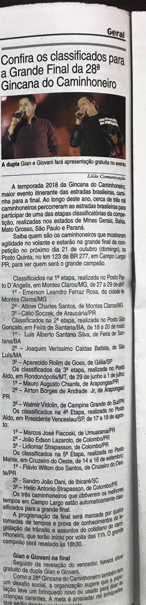 d0960e9738f ... GINCANA DO CAMINHONEIRO